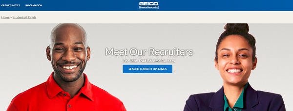 Geico Meet Our Recruiters