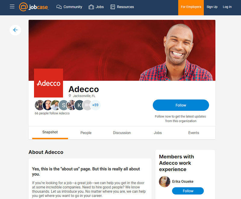 jobcase company review site