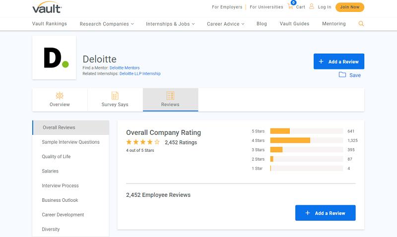vault company review site