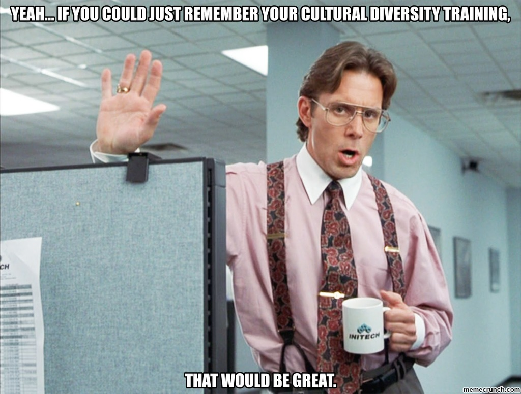 funny diversity training memes the office