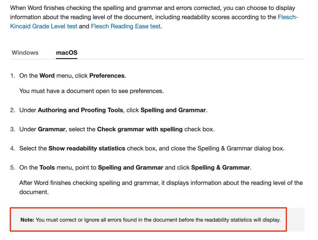 microsoft_word_readability
