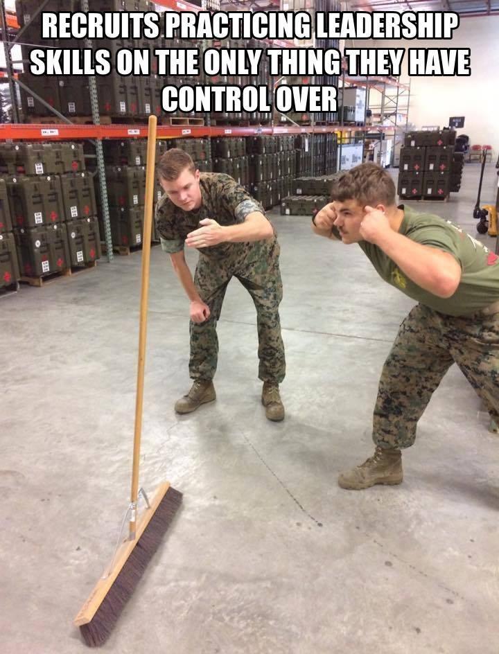 army leadership meme 2