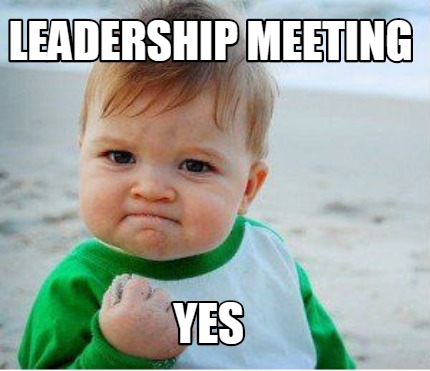 leadership meme funny baby